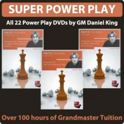 Super Power Play: Power Play Vol 1 to 24 - Daniel King (PC-DVD)