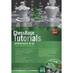 ChessBase Tutorials Vol 1:...