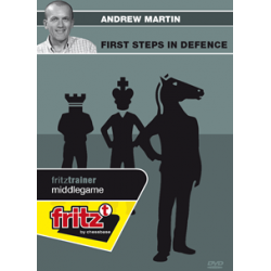 Andrew Martin: First steps...