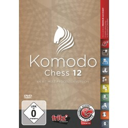 Komodo Chess 12 (PC-DVD)...