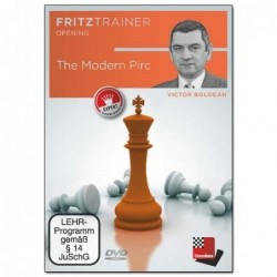 The Modern Pirc - Victor Bologan (PC-DVD)