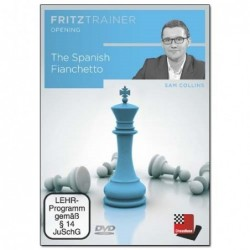 The Spanish Fianchetto - Sam Collins (PC-DVD)