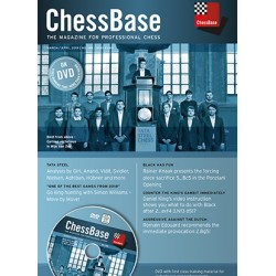 CHESSBASE MAGAZINE 188