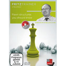 Pawn structures you should know (PC/DVD) Mikhalchishin
